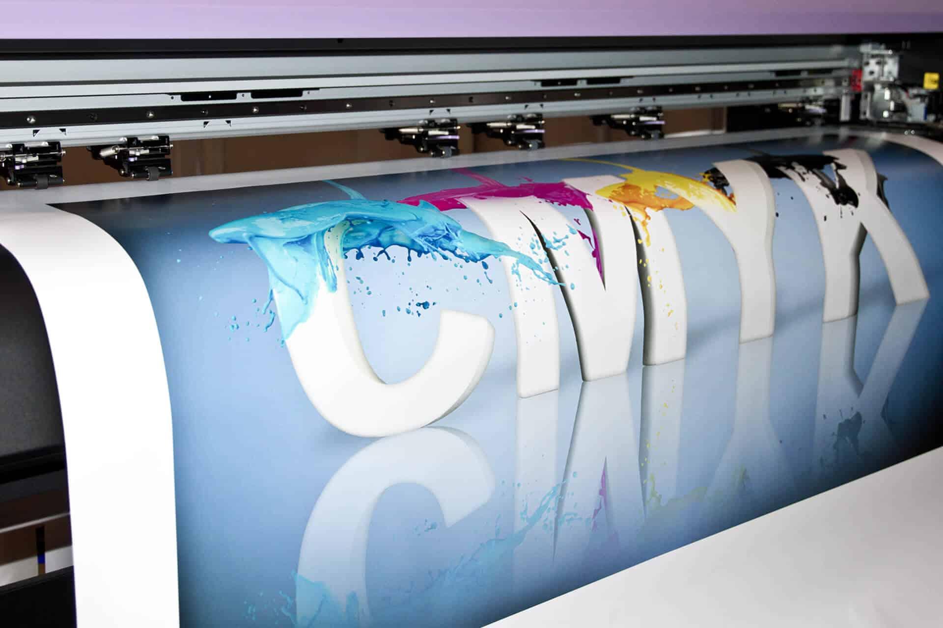 Digitaldruck in Halle - GM Druck