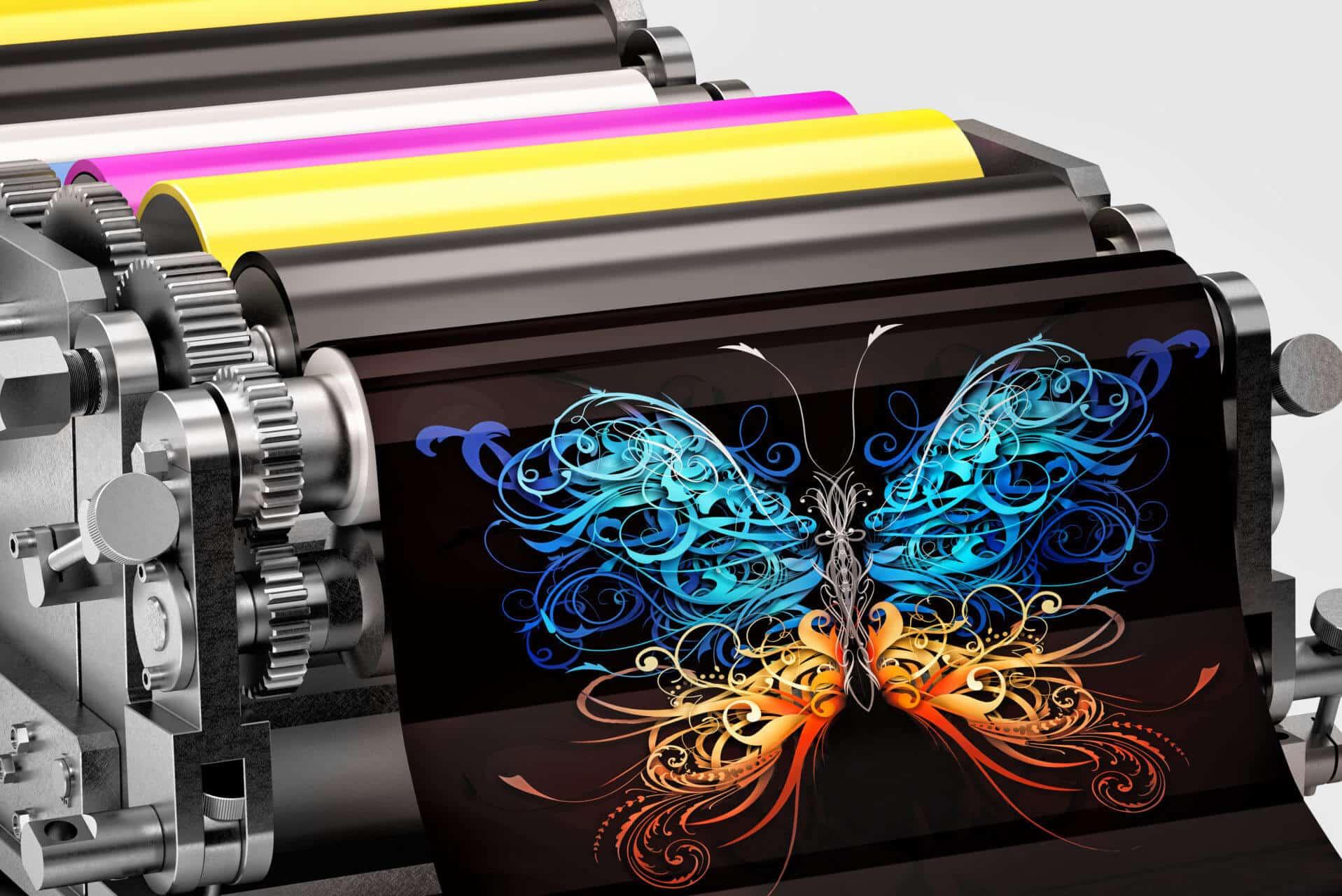 GM Druck - Die Druckerei für Digitaldruck, Offset und Textildruck