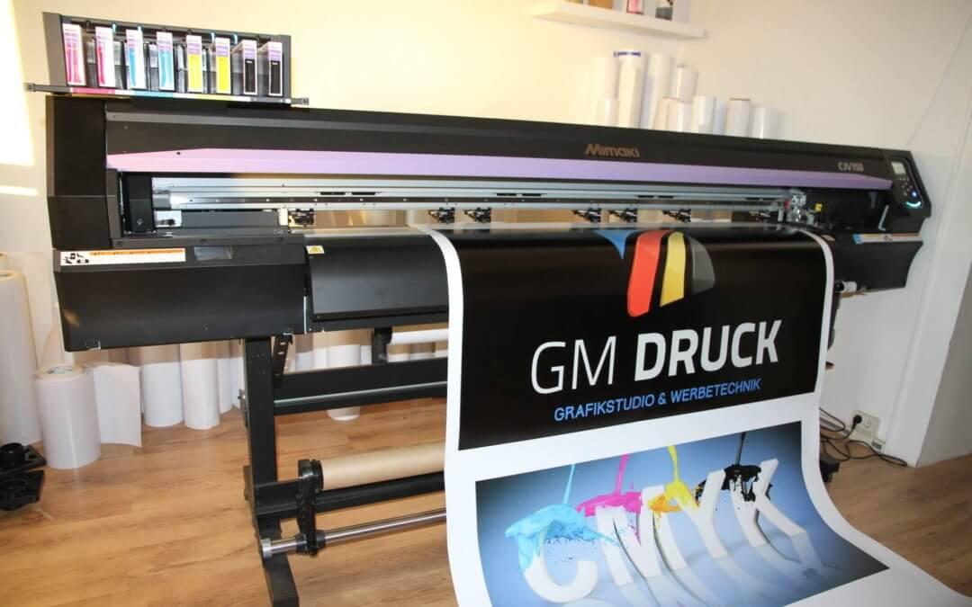 Digitaldruck – Ihre preiswerte Druckerei in Halle – GM Druck