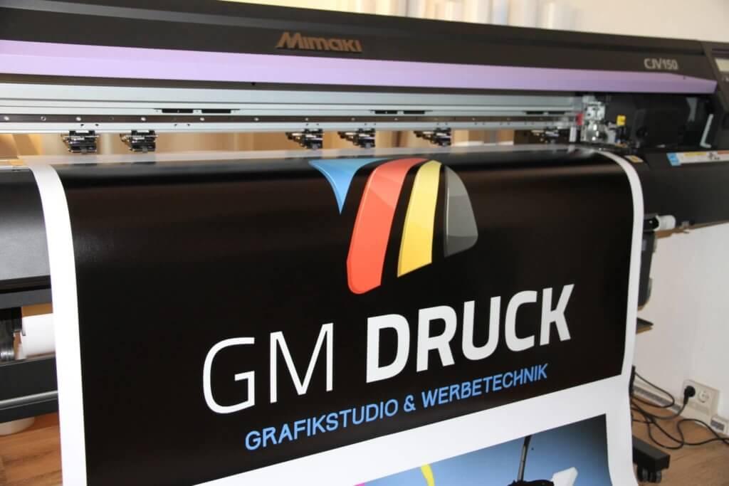 Digitaldruck in Halle - GM Druck - Ihre Druckerei in Halle, Leipzig und Umgebung