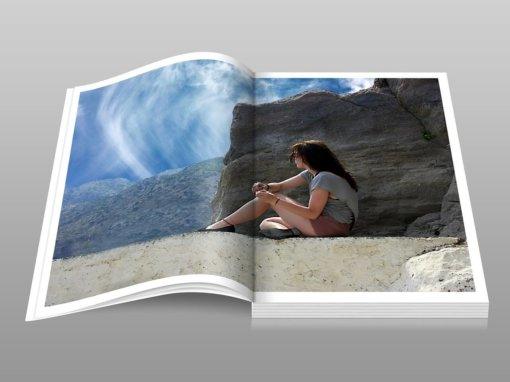 Broschüren und Kataloge drucken