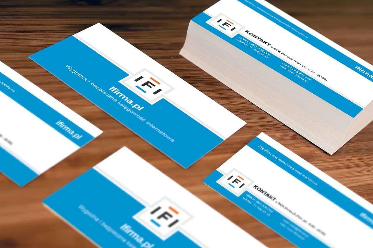 Wir Drucken Ihre Visitenkarten Gm Druck Halle