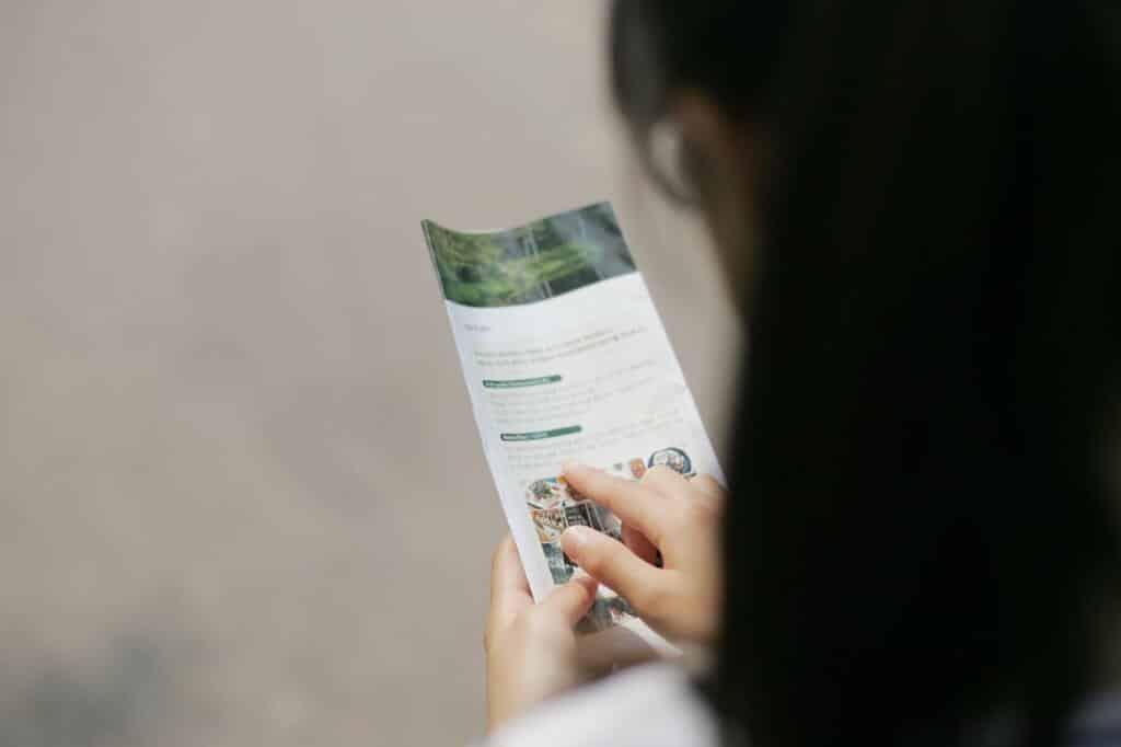 Broschüren drucken - GM Druck, Digitaldruck in Halle, Ihre preiswerte Druckerei