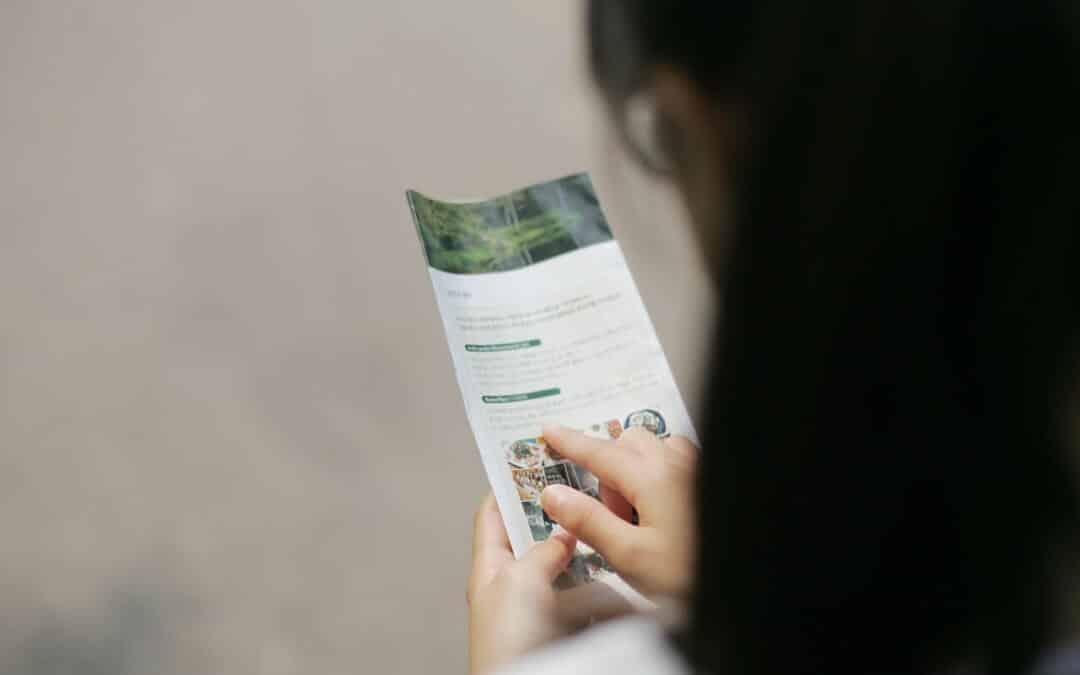 GM Druck – Faltblätter drucken, Flyer, Prospekte und vieles mehr
