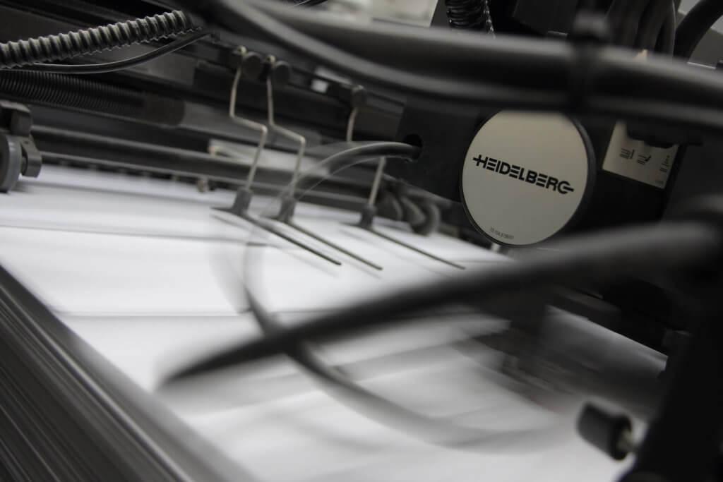 GM Druck - Offsetdruck ist weit verbreitet