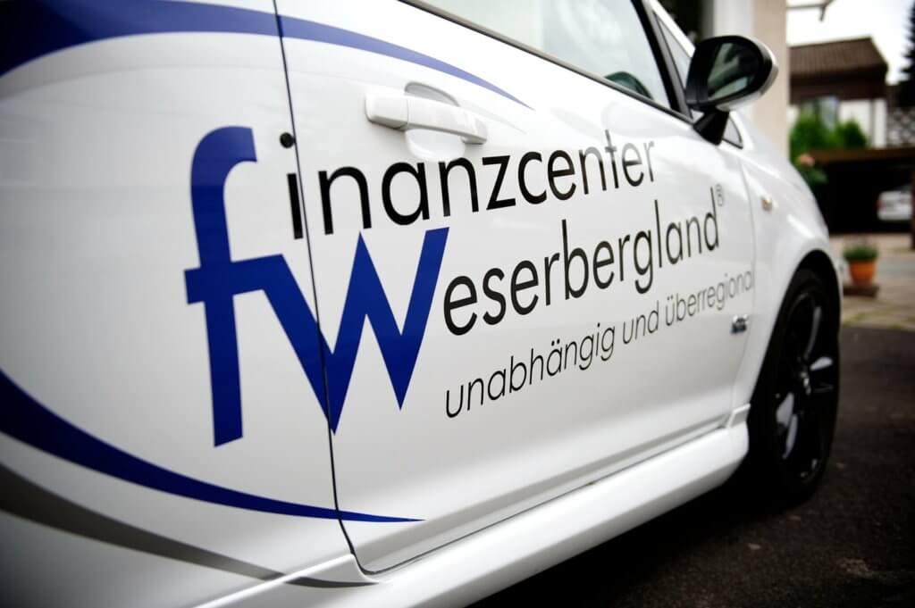 Fahrzeugbeschriftung mit Digitaldruck in Halle - GM Druck