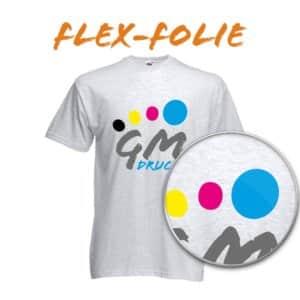 Textildruck Halle – Ihre Textilien bedrucken mit Flexfolie
