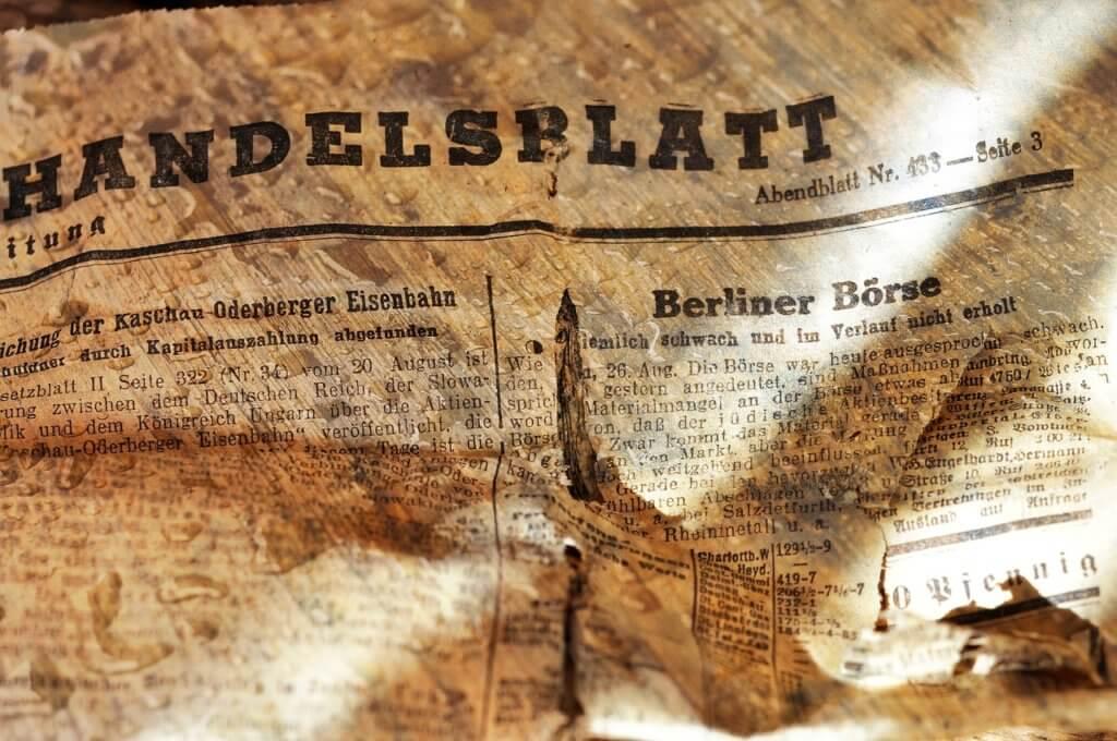Handzettel, Flyer drucken mit GM Druck - Ihre Digitaldruckerei in Halle