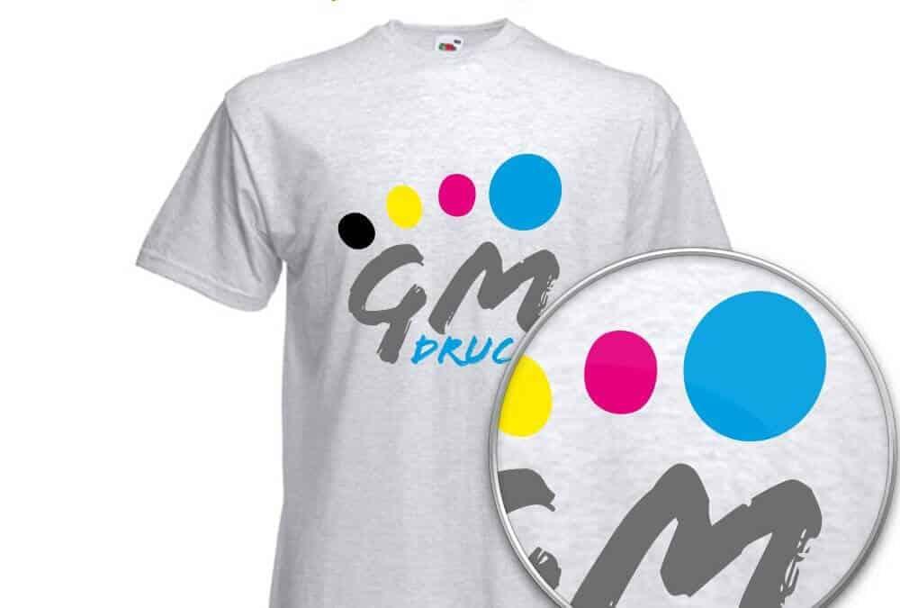 Textildruck Halle – GM Druck, wir bedrucken Ihre Kleidung, Shirts, Jacken, Hosen…